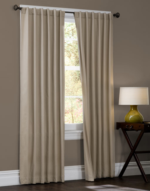 Contmeporary Room Darkening Window Panels Curtains